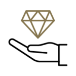 Our values block item image