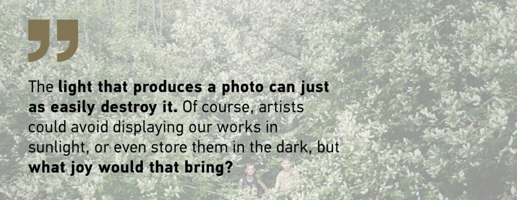 photography, light, Iveta Gabalina, quote